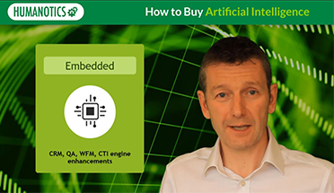 How to buy Artificial Intelligence